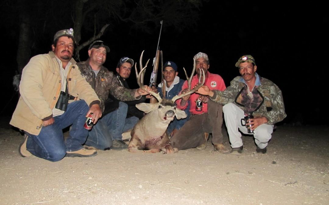 Desert Mule Deer Hunting & Texas Elk